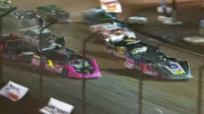 Heat Races | Super Late Models Sunday at Wild West Shootout