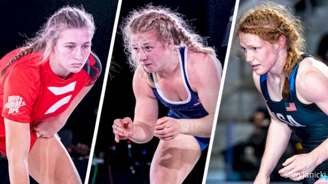 USA Wrestling Releases Draft Eligible 62 kg Women For Captains' Cup