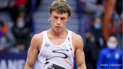 57 kg Quarterfinal - Nick Suriano, USA vs Mahkir Amiraslanov, Azerbaijan