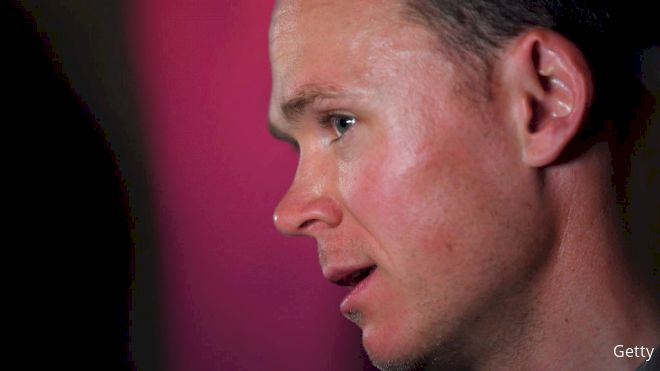 Froome 'Not Finished Yet' In Search For Fifth Tour Title
