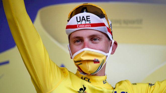 Tadej Pogačar Tour de France 2021