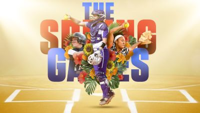 THE Spring Games Are Here