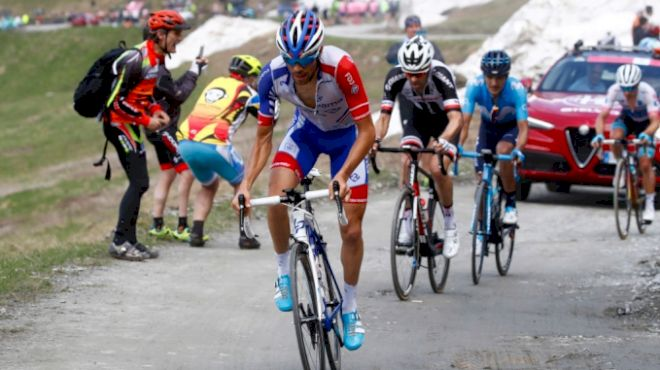 Perennial French Hope Pinot Misses Tour To Focus On Giro