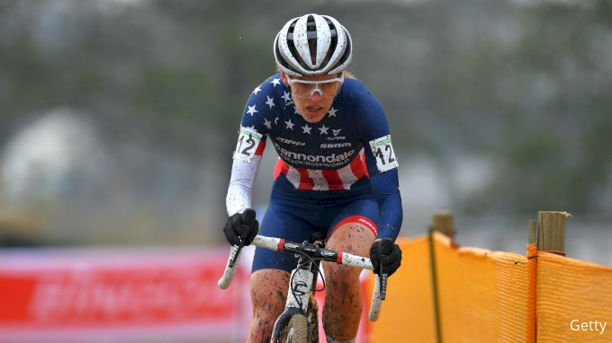picture of Clarity In Chaos: Inside Clara Honsinger's Rise To The Top Of Cyclocross