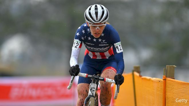 Clarity In Chaos: Inside Clara Honsinger's Rise To The Top Of Cyclocross