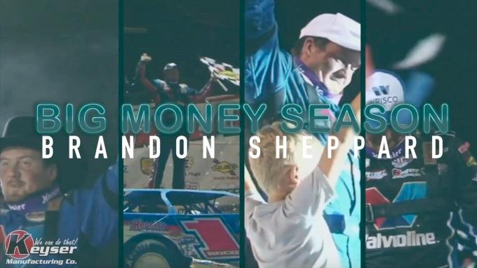 picture of Brandon Sheppard: Big Money Season