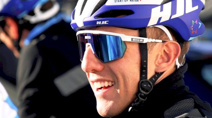 picture of Michael Woods Tour de France 2021