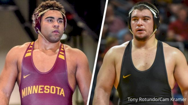 Match Notes: Iowa Routes Minnesota 35-4