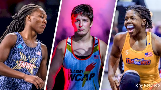 USA Wrestling Releases Draft Eligible 76 kg Women For Captains' Cup