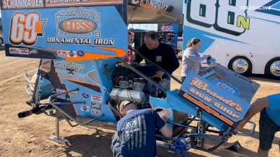 Lance Dewease Travels To Arizona To Begin Sprint Car Season