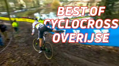 Pauline Ferrand-Prevot to Mathieu Van Der Poel, The Ultimate Cyclocross Overijse Highlight