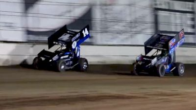 Heat Races | 410 Sprint Cars Friday at Wild Wing Shootout