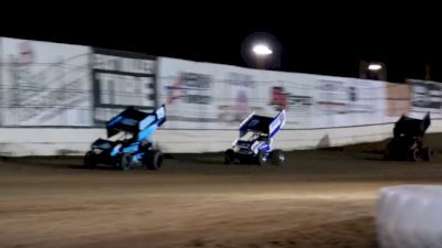 Feature Replay | 410 Sprint Cars Friday at Wild Wing Shootout