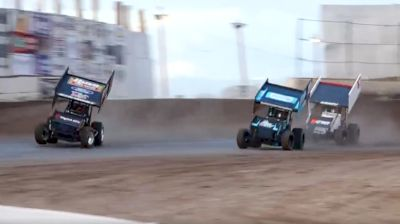 Heat Races | 410 Sprint Cars Saturday at Wild Wing Shootout