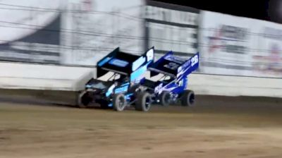 Feature Replay | 410 Sprint Cars Saturday at Wild Wing Shootout