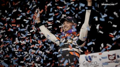 Kyle Larson Wins Lucas Oil Late Model Opener At All-Tech Raceway
