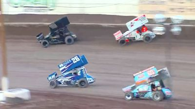 Heat Races | 410 Sprint Cars Sunday at Wild Wing Shootout