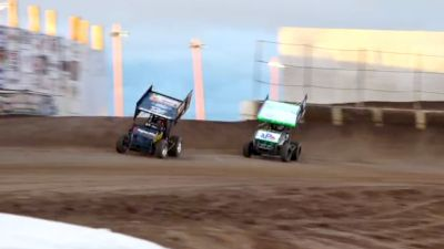 Feature Replay | 410 Sprint Cars Sunday at Wild Wing Shootout