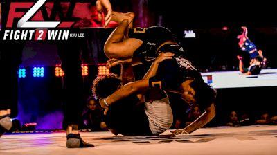 Michael Sainz vs Achilles Rocha | Fight To Win 161
