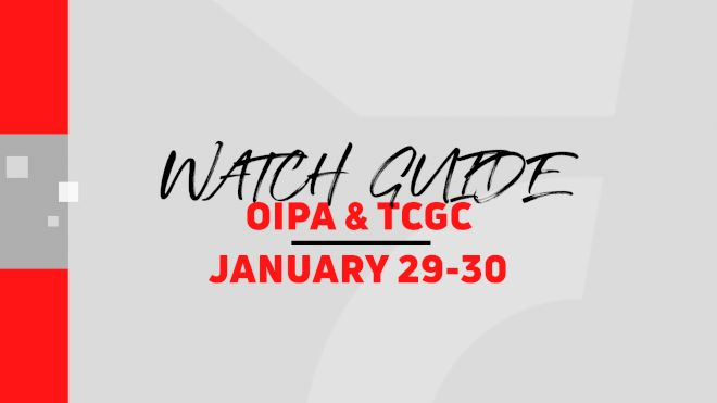 This Week On FloMarching: OIPA & TCGC, Jan 29-30