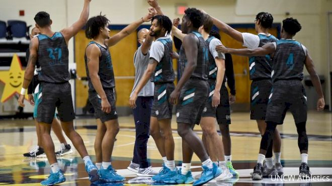 How Teams In CAA Basketball Are Adjusting To COVID-19 On The Fly