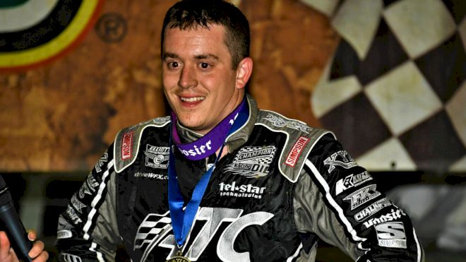 Bacon Hits USAC Silver Crown Trail with Five Three