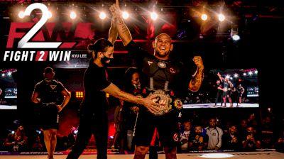 22. Cyborg Becomes F2W Champ