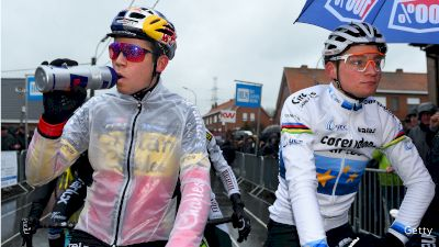 Mathieu van der Poel And Wout van Aert, The Golden Age of Cycling's Greatest Rivalry