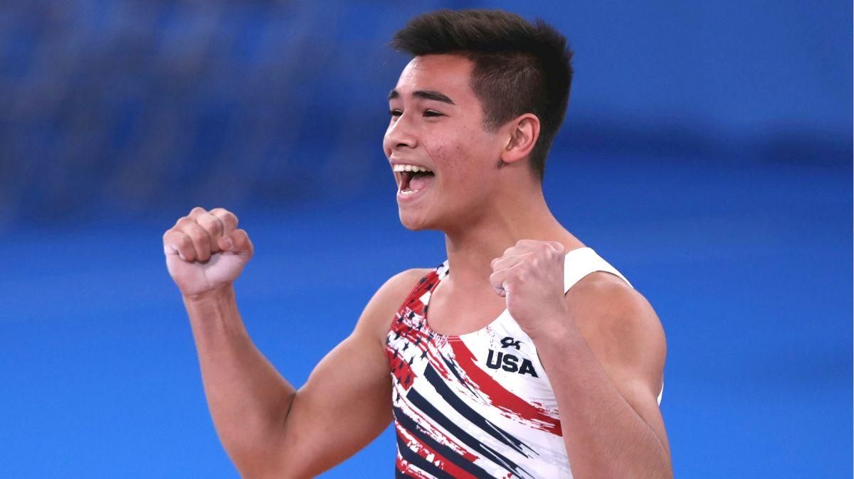 Ruben Padilla Reveals The Struggle & Joys Of Pursuing The Olympic T&T Dream