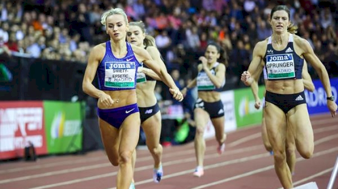 picture of 2021 World Athletics Indoor Tour: Madrid