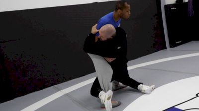 Book 4, Upper Body Attacks, Inside Trip From Under Over