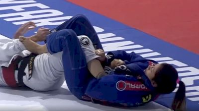Highlight: Bianca Basilio's Belly Down Footlock Is Scary
