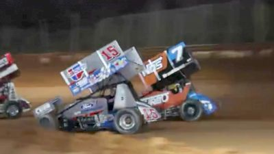 Feature Replay | All Star Sprints Friday at Screven