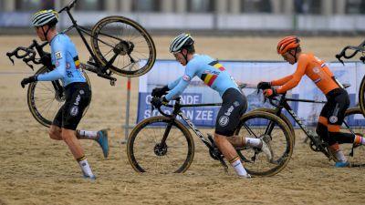 Replay: 2021 UCI Cyclocross World Championships U23 Men