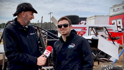 Retired Sports Car Ace Sean Rayhall And His Love For Sprint Car Racing
