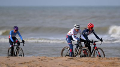 Replay: 2021 UCI Cyclocross World Championships U23 Women
