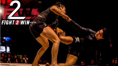 Rafaela Guedes vs Ana Carolina Vieira Fight To Win 162