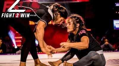 Talita Alencar vs Gabrielle McComb  Fight To Win 162