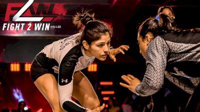 Amanda Tubby Alequin vs Nathalie Ribeiro Fight To Win 162