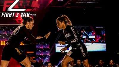 Luanna Alzuguir vs Hanette Staack Fight To Win 162