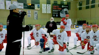 Coach Martinson Of The Allen Americans Excels At Building A Winning Culture