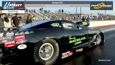 Strangest Semi-Final Round Ever in Outlaw 632 at the 2021 US Street Nationals
