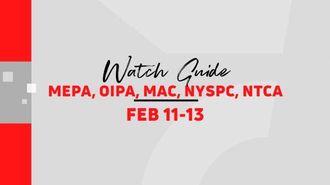 This Week On FloMarching: Feb 11-13