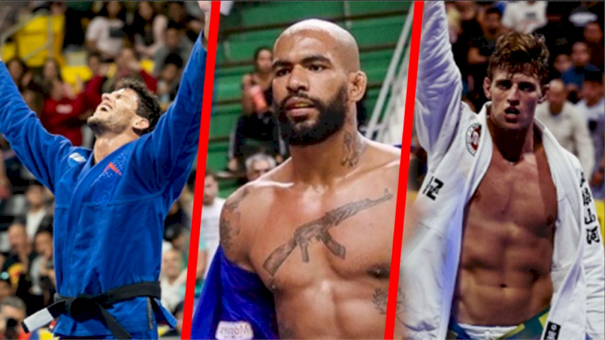 Longtime Rivals On Collision Course at BJJ Stars Heavyweight Grand Prix