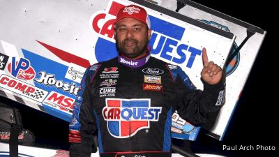 Donny Schatz's Hot Start Continues With All Star Victory At East Bay