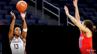 Big East Women's Notes: UConn's Emphatic Response To Their First Loss