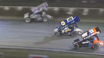 Feature Replay | All Star Sprints Wednesday at Volusia