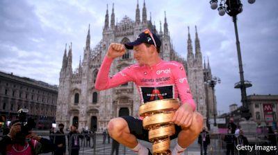Tao Geoghegan Hart Gets First Grand Tour Win At Giro