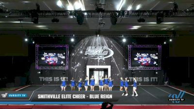 Smithville Elite Cheer - Blue Reign [2021 L1 Performance Recreation - 18 and Younger (NON) 2] 2021 The U.S. Finals: Grapevine