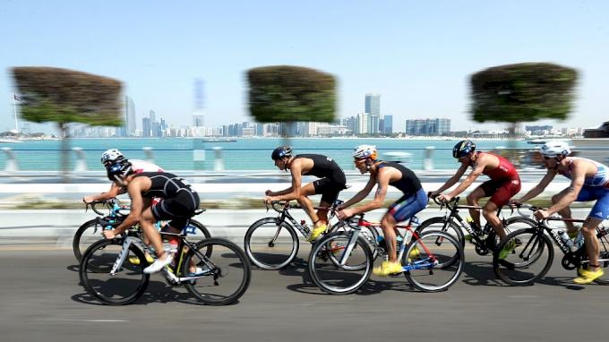 picture of 2021 World Triathlon Championship Series: Abu Dhabi